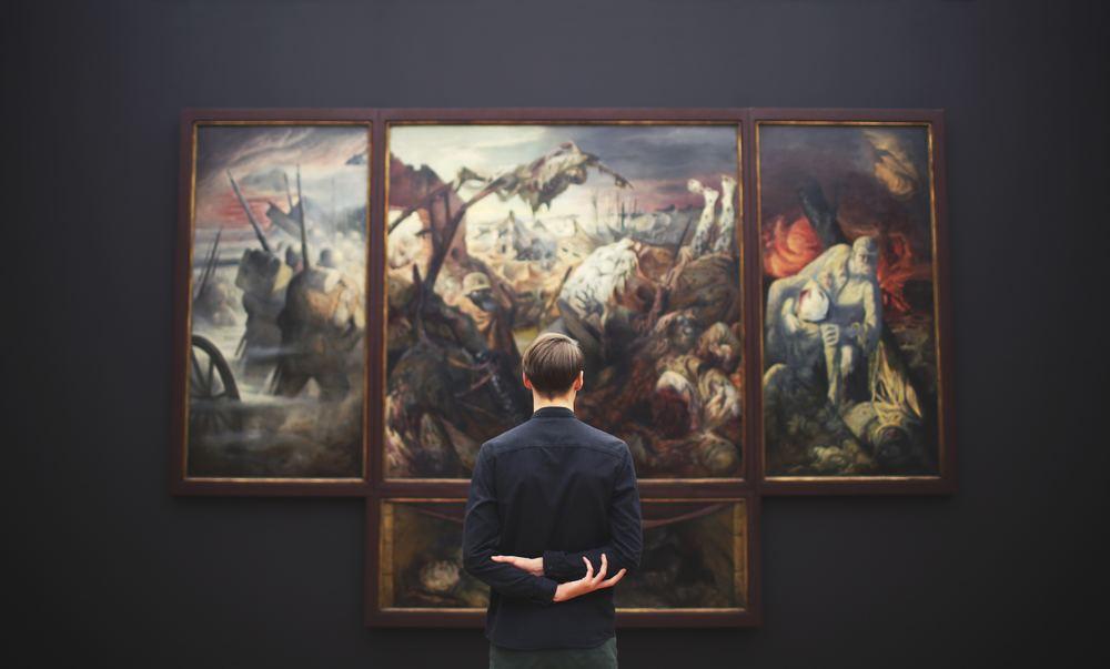 Online og offline galleri gør det nemt for dig at finde kunst til virksomheden